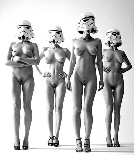 star wars sexy nackte frauen